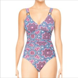 Assets Spanx XL one piece swimsuit